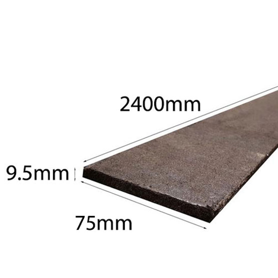 Bitumen Expansion Joint 75mmx10mmx2.4m (Conform/Jointex)