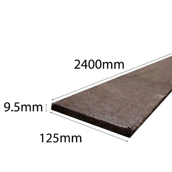 Bitumen Expansion Joint 125mmx9.5mmx2.4m (Conform/Jointex)