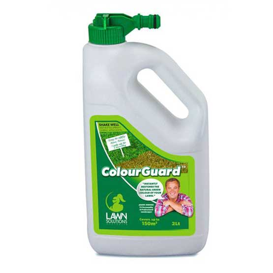 ColourGuard 2L Ready to Use Natural Grass Colourant Lawn Lovers