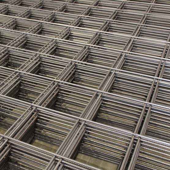 Mesh 2400x6000mm SL72 Galvanised Reo